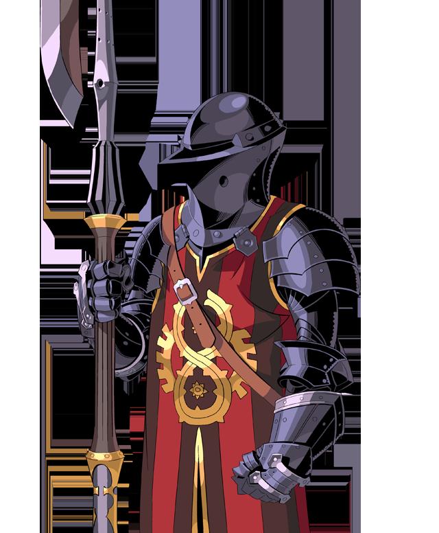 キャラクター [ハイ・ラガードの衛士] | 新・世界樹の迷宮2 公式サイト